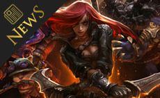 League of Legends Wetten News